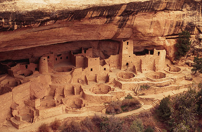 (A041)  Cliff Palace - Mesa Verde