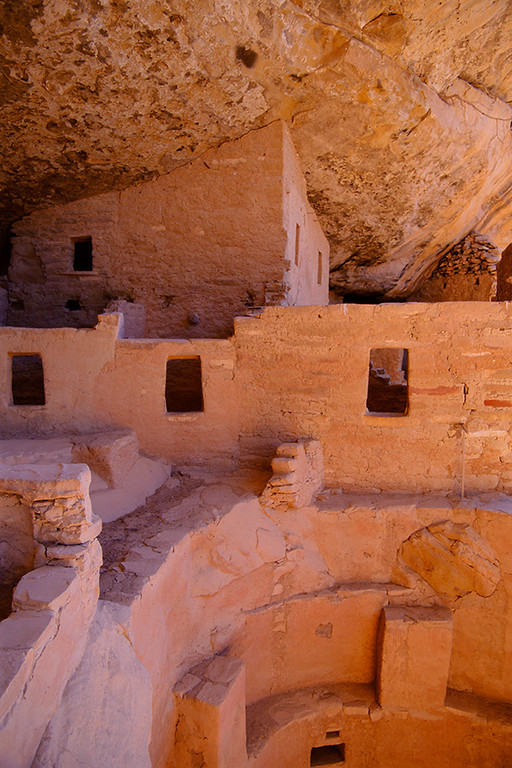 (A042)  Spruce Tree House - Mesa Verde