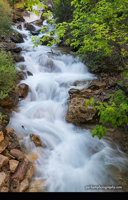 Creek below Hanging Lake  (NO-17035)