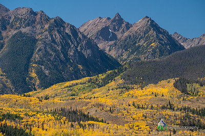 Gore Range Peaks - Autumn  (NO-19525)