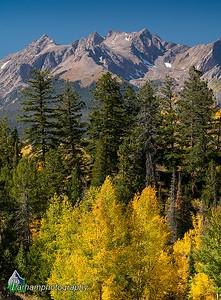 Gore Range Peaks - Autumn   (NO-19520)