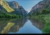Colorado River in Glenwood Canyon  (NO-17045)