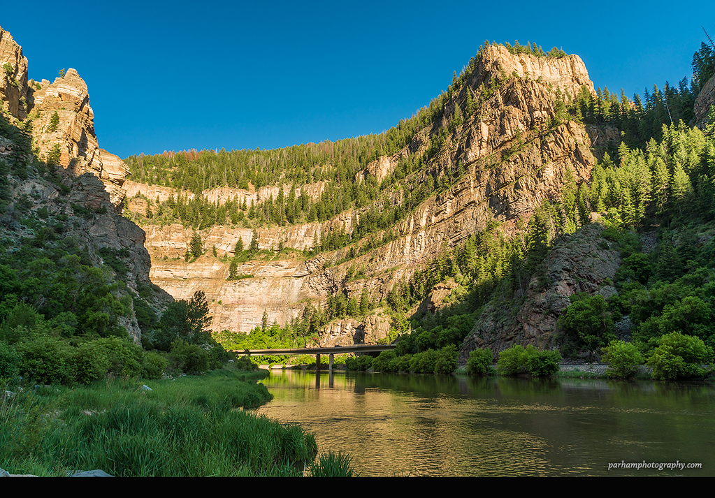 Glenwood Canyon  (NO-17040)