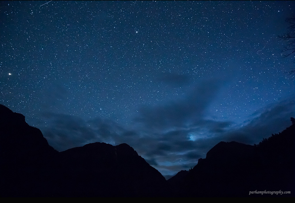 Starry Sky in the San Juans  (SJ-16365)