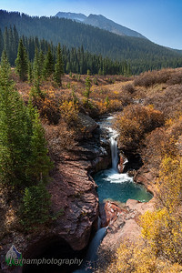 (SJ-20174)  South Mineral Creek and Twin Sisters