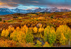 Autumn sunrise on Dallas Divide  (SJ-16746-50)