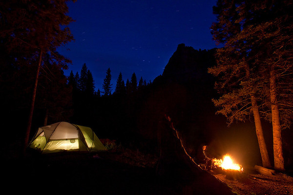 (SJ-10304)  Summer Camp in the San Juans