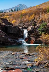 (SJ-20202)  Falls Along South Mineral Creek