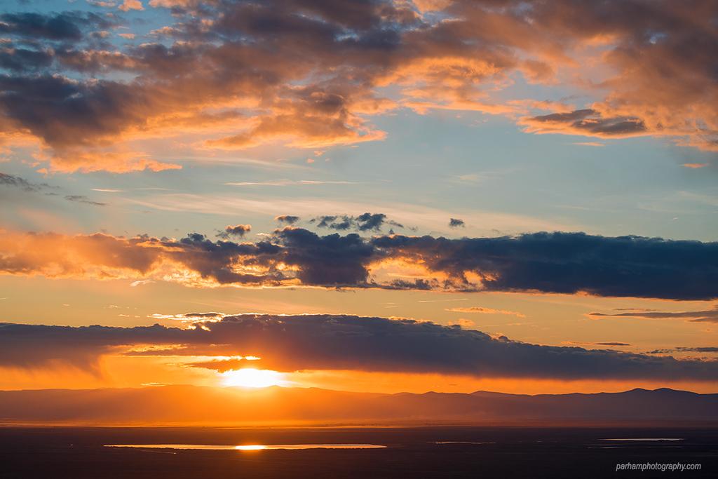 San Luis Valley Sunset  (SC-16040)