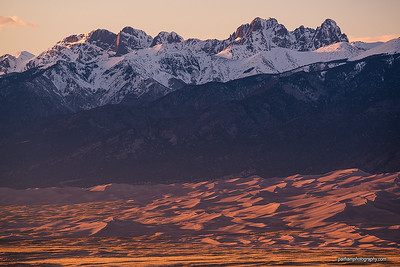 Great Sand Dunes and Sangre de Cristo Range  (SC-16035)