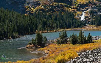 Autumn at Blue Lake  (CM-19518)