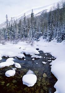 (D039)  Calk Creek - Collegiate Peaks