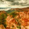 Bryce Canyon, Utah, during early morning