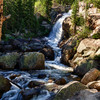 Alberta Falls near Estes park