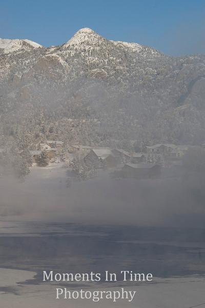 Frosty morning v