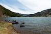 View from the edge of Lake San Christobal just beyond Lake City.
