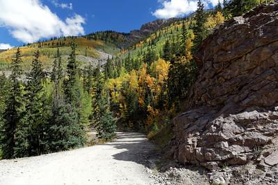 Alpine Loop Fall Colors 2014-09-19