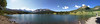 Trout Lake panorama.