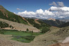 View looking from Ophir Pass back towards Silverton.