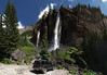 Bridal Veil Falls (made from 28 stiched images, 7 across by 4 high).