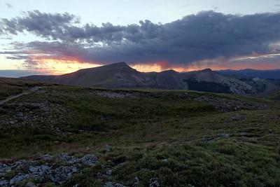 Uncompahgre Peak Hike (August 17, 2013)