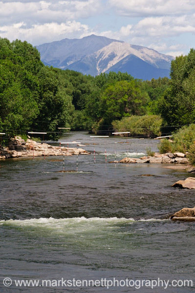 Arkansas River, Salida, Colorado