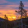 Sunrise in RMNP