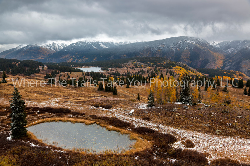43.  Molas Pass summit scenery