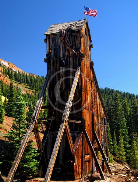 Yankee Girl Mine -- Colorado