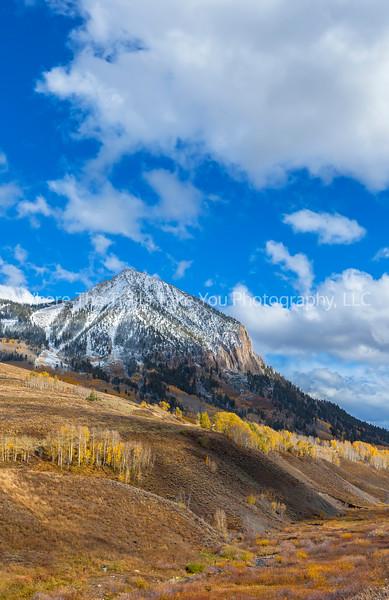 19.  Crested Butte landscape