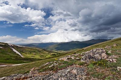 Rocky Mountains.