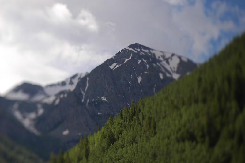 Telluride, CO.  June