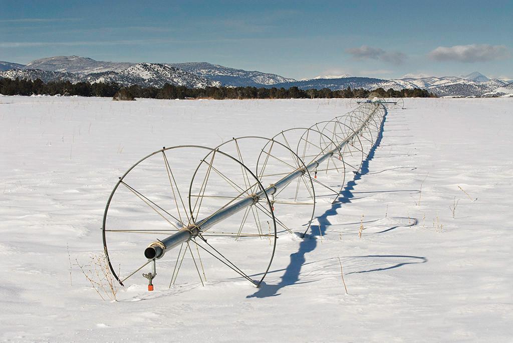 Durango farming area.