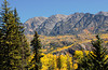 Fall Colors near Durango Mountain Resort in Colorado