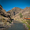 Royal Gorge Railroad.
