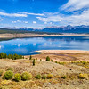 Taylor Lake Reservoir  (elev. 9400 ft) - Gunnison Co., CO.