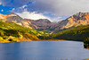 Colorado, Rocky Mountains, San Juan Mountain, Trout Lake,Landscape, 科罗拉多 洛矶山 秋色, 风景