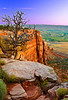 Colorado, National Monument,Sunrise, Landscape, 科罗拉多 洛矶山 秋色, 风景