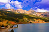 Colorado, San Juan Mountains, Trout Lake, Rocky, Fall color Foliage,Landscape, 科罗拉多 洛矶山 秋色, 风景