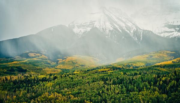 Stormy Sneffels Vista