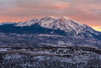 Mount Sopris, CO