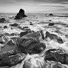Dancing Waves,<br /> Northern Pacific Coast, CA