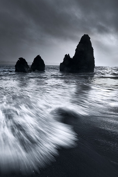 Tidal Waves,<br /> Northern Pacific Coast, CA
