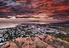 Sunrise over Townsville