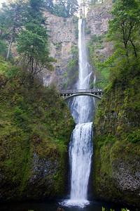 Multnomah Falls, Columbian Gorge, OR