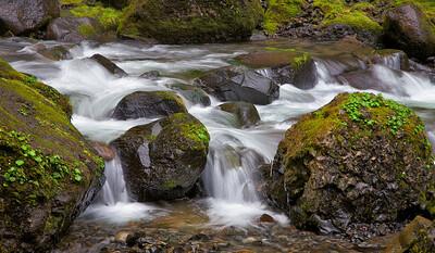 Below Latourelle Falls