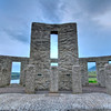 Interior Stonehenge