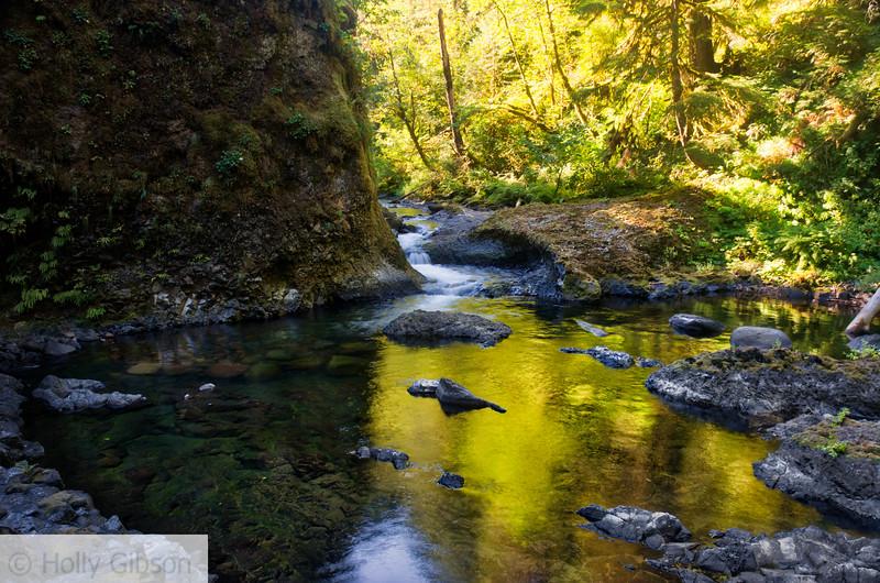 Eagle Creek Trail - Columbia River Gorge