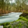 Stream near Wahclella Falls - 151