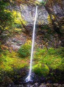 Elowah Falls Columbia River Gorge